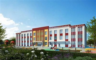 今年18所农村幼儿园新建