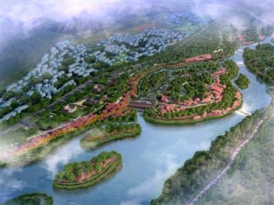西宁将再添一座湿地公园