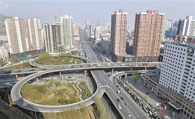 交通,让西宁进展更畅通