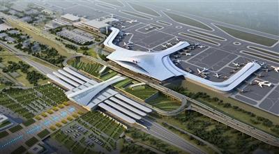 西宁机场三期扩建初步设计通过评审