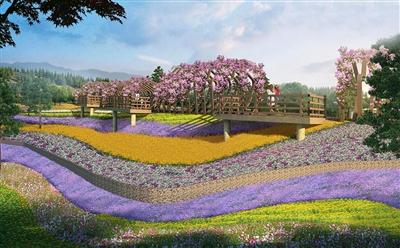 西寧市年內將再添一座生態郊野公園