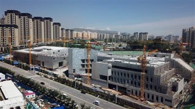 西宁一座新城市文化地标将崛起