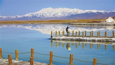 湖,掩映青海 绿水青山之韵