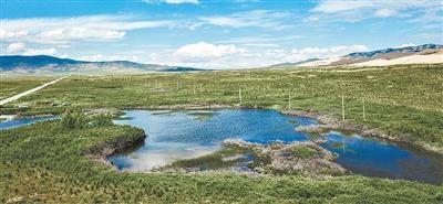外資項目:涓涓細流潤高原