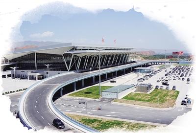 高原空港架起大美青海騰飛的橋梁