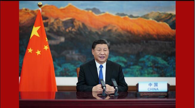 习近平在联合国大会纪念北京世界妇女大会25周年高级别会议上发表重要讲话