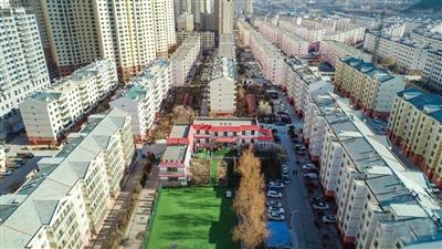 【推进一优两高】全省老旧小区改造近8万户