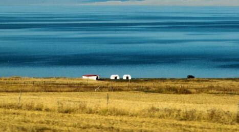 青海湖流域本底調查進入關鍵期