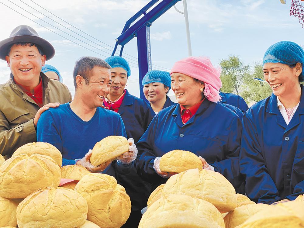 农家焜锅也是特色品牌