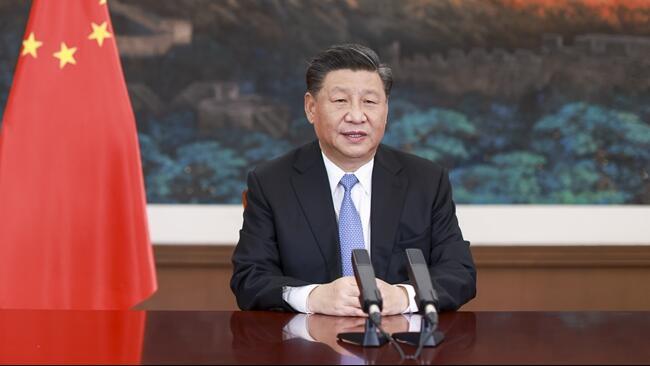 习近平在第十七届中国-东盟博览会和中国-东盟商务与投资峰会开幕式上致辞