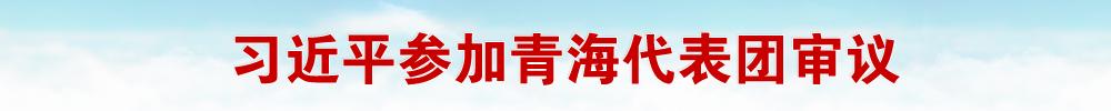 (两会受权发布)习近平在参加青海代表团审议时强调 坚定不移走高质量发展之路坚定不移增进民生福祉