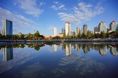 西宁黄河流域水质持续改善
