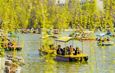 清明假期西宁市接待游客17.18万人次