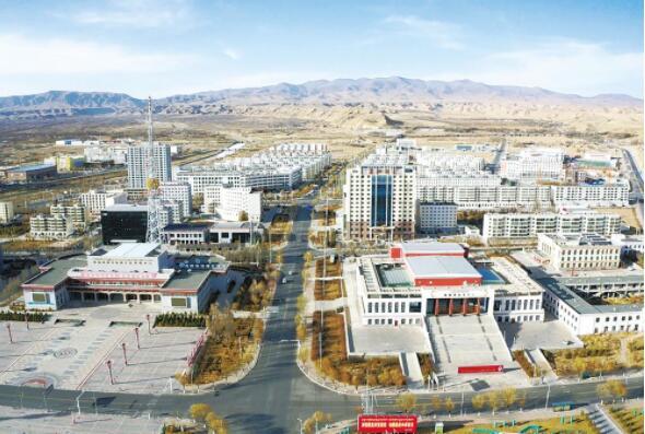 泛共和盆地之上不断崛起的城北新区