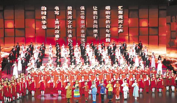 沿黄九省(区)展示黄河文化 我省优秀舞剧珍贵文物将亮相中国(郑州)黄河文化月