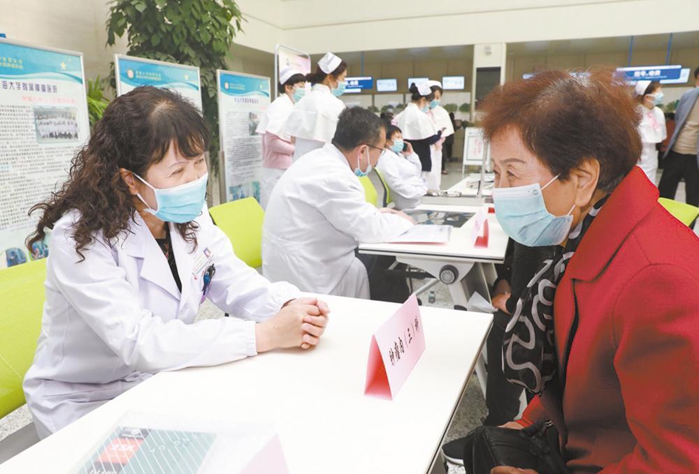 第27届肿瘤防治宣传周系列活动在青海大学附属医院启动