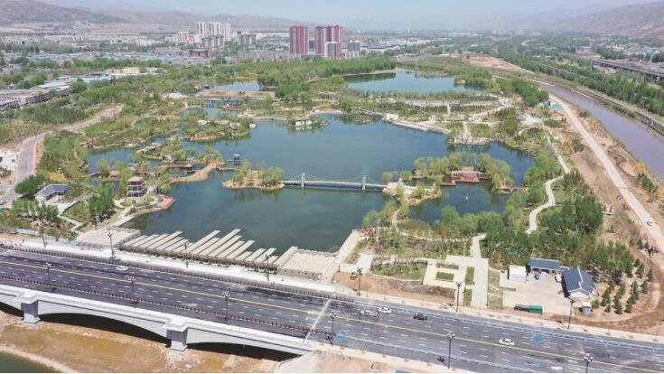 北川,打造西寧城市新地標