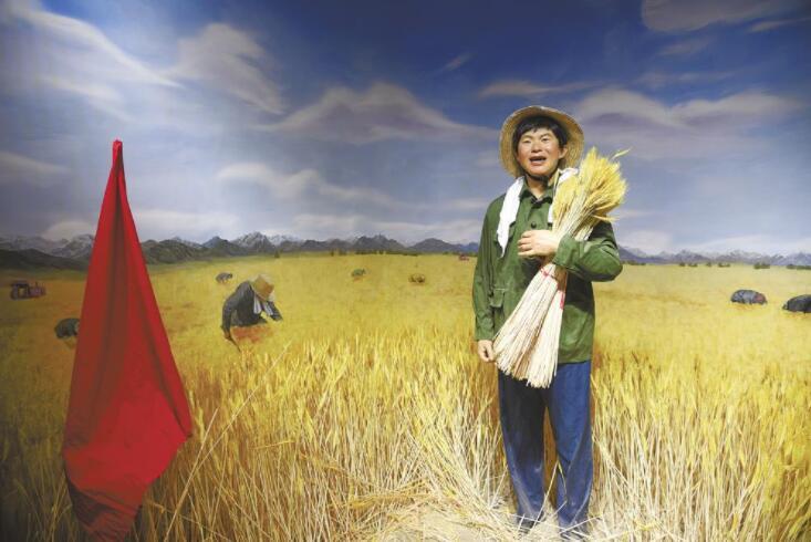 柯鲁柯镇:农垦精神浸润的热土