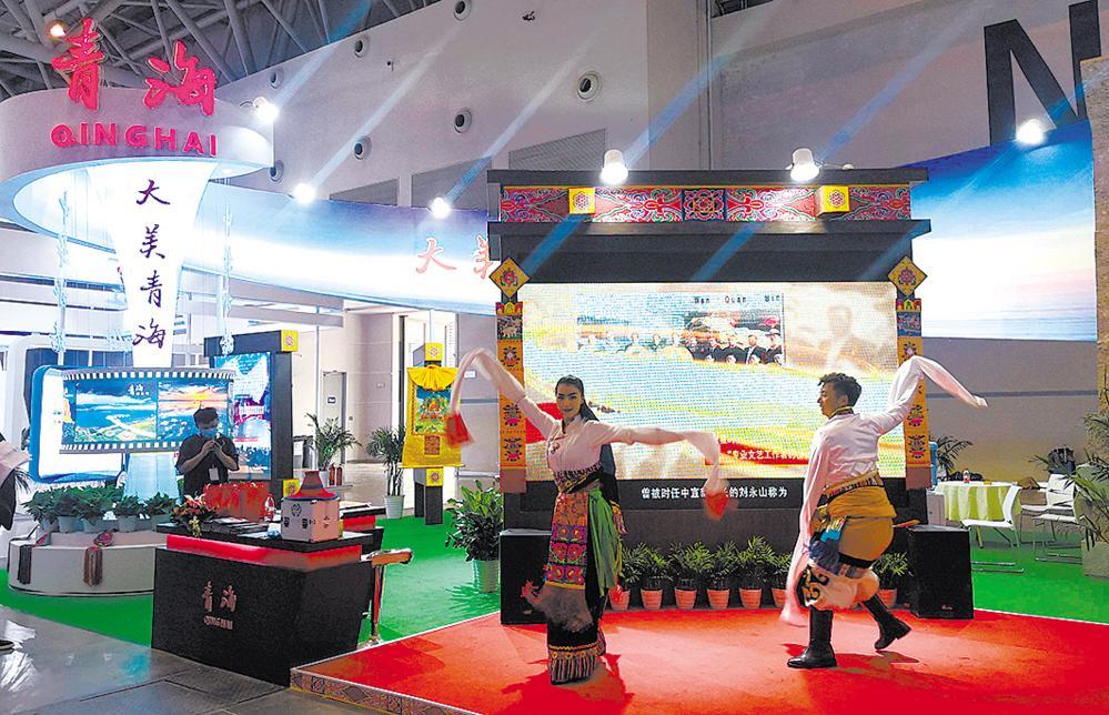 青海代表团参加首届全国人力资源服务业发展大会