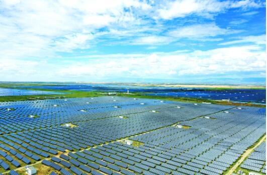 清洁能源为青海绿色发展注入强劲动力
