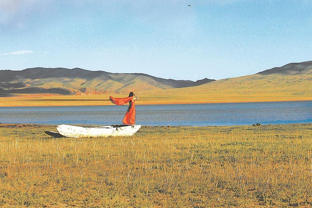 阿拉克湖的召唤